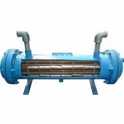 Water Cooled Steam Condenser