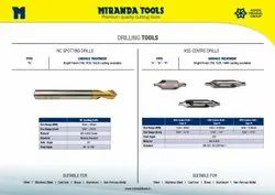 High Speed Steel CENTER Drills, For Industrial