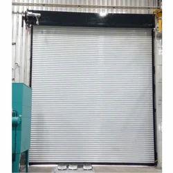 Doortech MS Motorized Rolling Shutter