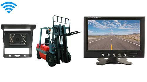 Forklift Reverse Camera With Night Vision And Waterproof