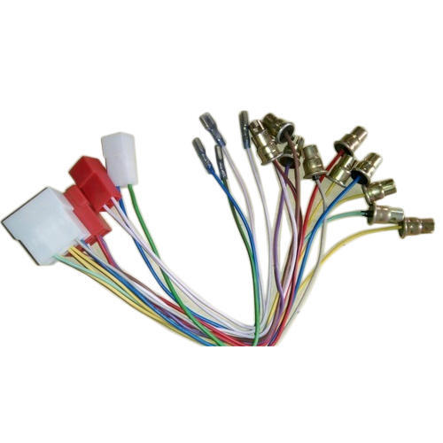automotive cluster wiring harness