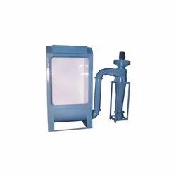 master dominate Paint Coating Furnace With Cyclone