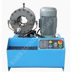 POLYMER INSULATOR CRIMPING MACHINE