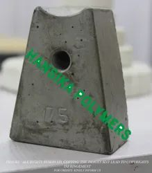 75 mm Footing Cover Block Mould