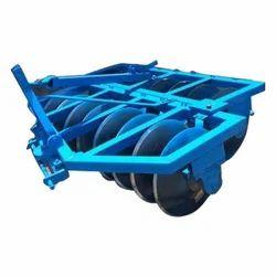 Mild Steel Tractor Disc Harrow, Weight: 120 to 200 kg