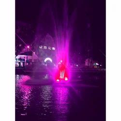Heavy Boat Floating Fountain