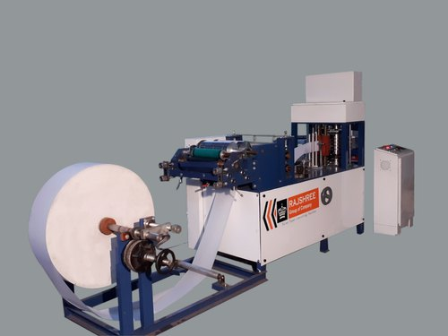 Fully Automatic Tissue Paper Making Machine (CNC Multy Size)