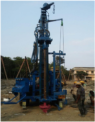 Tractor Mounted Piling Rig