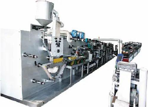 Baby Diaper Making Machine, बच्चे के लिए डायपर बनाने की मशीन, बेबी डायपर  मेकिंग मशीन in Udhna, Surat , Best Impex | ID: 14034372812