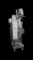 Plastic Electric Ketchup Packing Machines, Capacity: 100 - 150 L/H