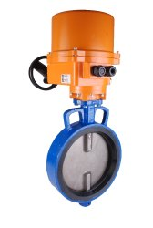 Shah Motorized Butterfly Valve