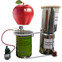 Vacuum Impregnation Machine To Modify Physico Properties And Sensory Attributes Of Apple(1cm Thick)