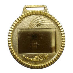 Gold Plated  Winning Medal