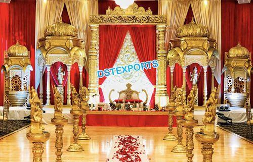 Traditional Srilankan Wedding Mandap At Rs 1000 Set Ragho Majra