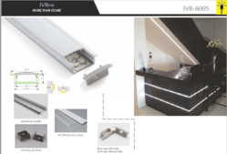 Led Aluminum Profile JVB005