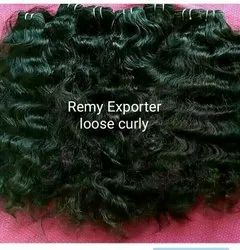Natural Indian Curly Hair