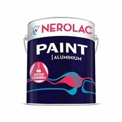 High Gloss Nerolac Aluminium Paint, Packaging Size: 8 Ltrs, 20 Ltrs, Packaging Type: Bucket