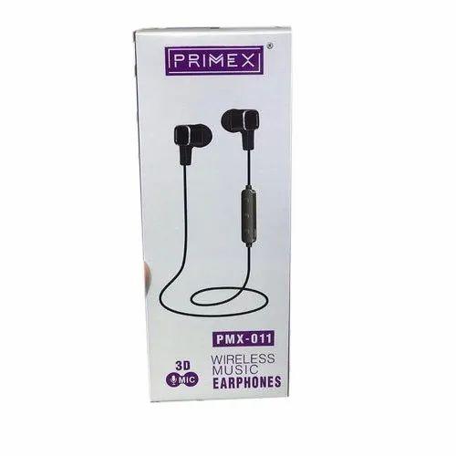 Primex Wireless Music Earphone