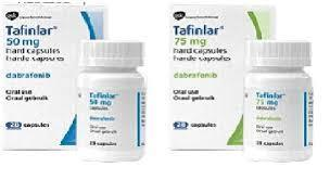 TAFINLAR (Dabrafenib) 50 Mg And 75 Mg Capsules, Packaging ... Dabrafenib