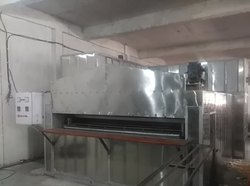 Stainless Steel Swing Tray Oven