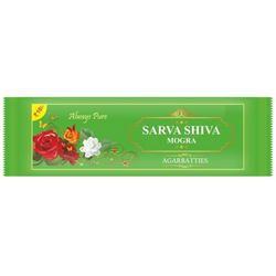 Sarva Shiva Green Mogra Agarbattis