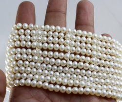 Pearl Round Shape Beads