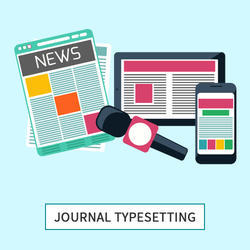 Journal Typesetting Services