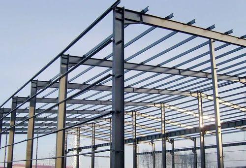 Steel Pre Engineered Building Structure