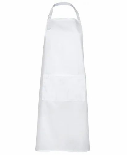 Non Woven Apron With Neck Closure