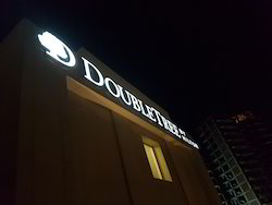 Roof Top Led Signage