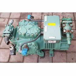 BITZER COMPRESSORS 2HP TO 100HP Semi Hermetic Compressor, Capacity: 5 To 50 Ton