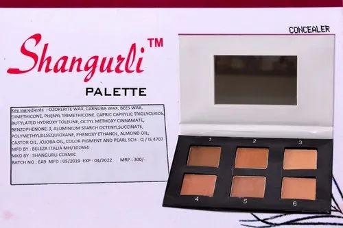 Eye Shadow Palette - Shangurli Concealer Eyeshadow Palette