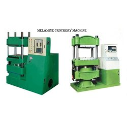 Melamine Crockery Machine