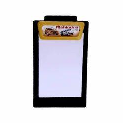 Mahindra Rise Paper Clip Board