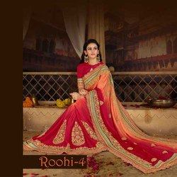 Manohari Roohi Vol.-4 Saree