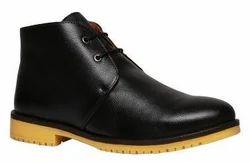 Bata Men Black Boots F801610200