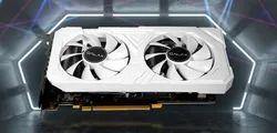 GALAX GeForce RTX 2060 EX WHITE (1-Click OC) Graphics Card, Memory Size: 6GB