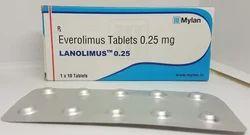 Lanolimus 0.25mg