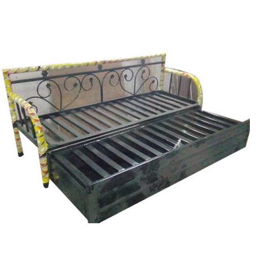 Pleasant Sofa Cum Bed Iron Sofa Cum Bed Manufacturer From Mumbai Beatyapartments Chair Design Images Beatyapartmentscom