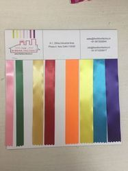 Narrow Woven Customized Ribbon
