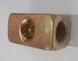 Brass Solenoid Body