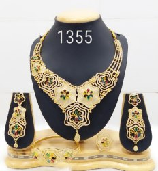 Nigerian Necklace Combo Set