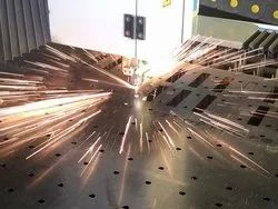 Cnc Plasma Cutting Work