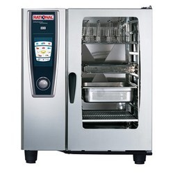 Rational Self Cooking Oven WE 101G (1/1X10 GN)