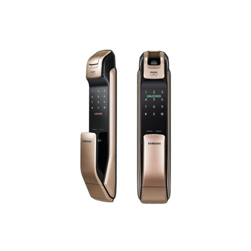 Samsung SHP-DP727 Digital Door Lock, Finish Type :Silver, Rs 10500 /piece |  ID: 16607949633