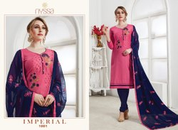 Nysaa Designer Unstitched Suit