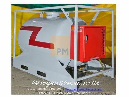 Mobi Tank (1 KL Portable Diesel Tank with Dispenser)