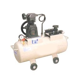 Aerotech Single Cylinder Air Compressor, Aero-S-75