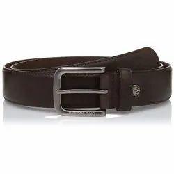 Woodland BT 1075008 Brown Men's Leather Belt