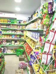 Maligai Supermarket Rack